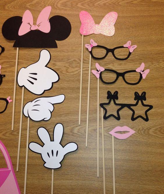 accesorios para fotos photocall para fiestas infantiles