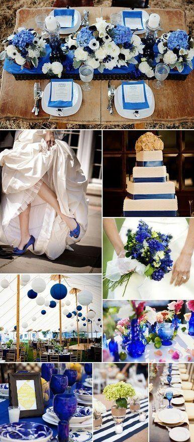 color azul cobalto para fiestas 2019