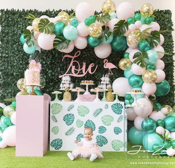 colores de moda para decorar fiestas 2019