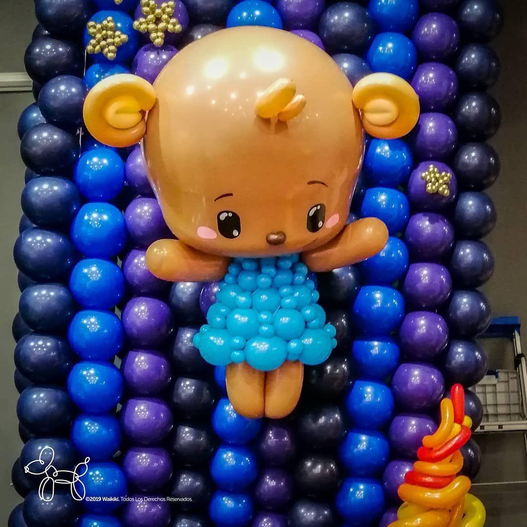 Como decorar fiesta temática con globos