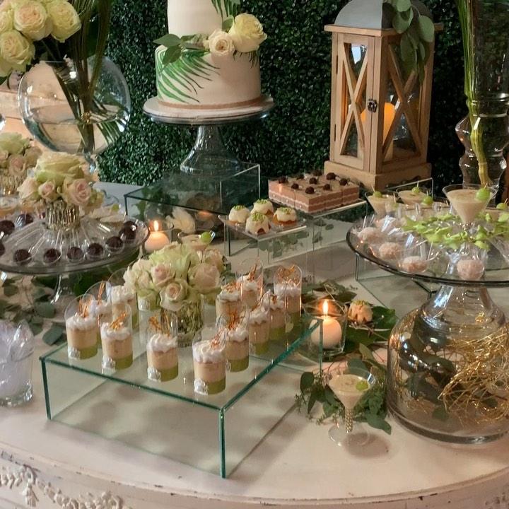 Como decorar mesa de dulces para fiesta