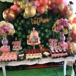 Como decorar mesas de dulces para fiestas