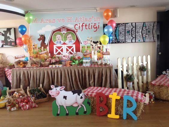 decoracion de fiestas infantiles para niños