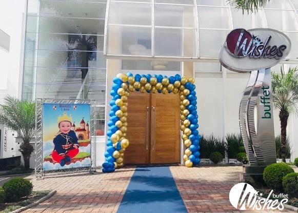 decoracion de salas fiestas para niño