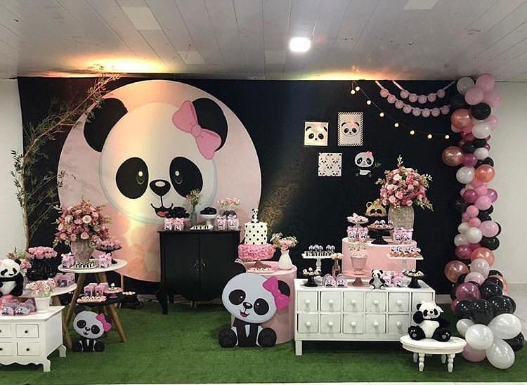 decoracion fiesta para niña 1 año