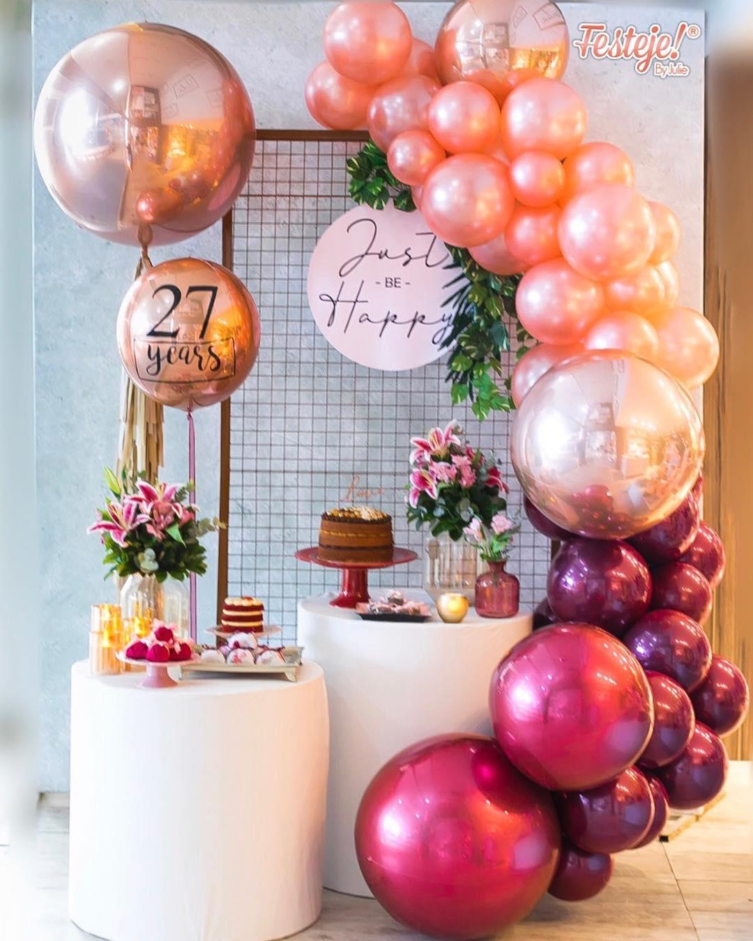 decoracion para fiesta adolescente