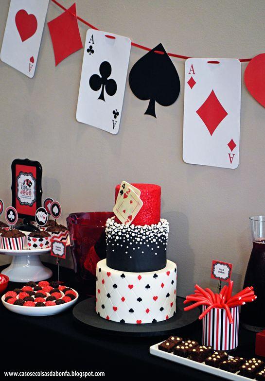 fiesta de casino para mujeres