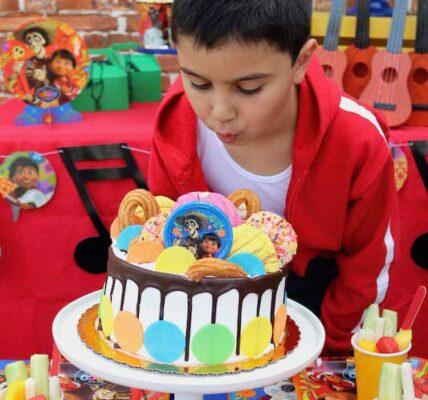 fiesta de cumpleaños coco disney