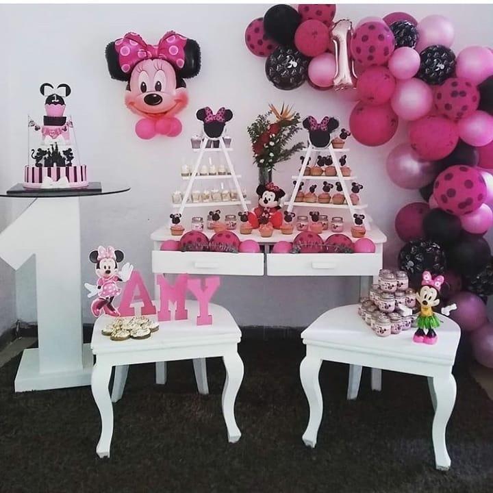 fiesta de niña 1 año