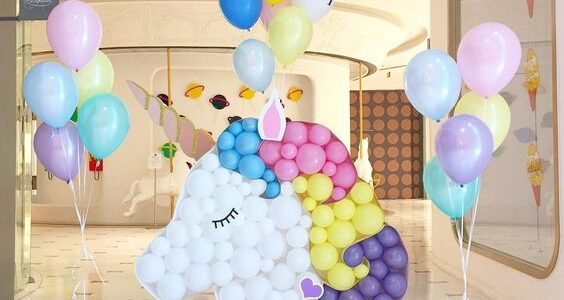 fiesta infantiles de unicornio