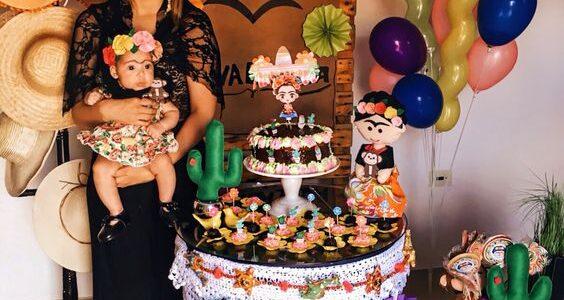 fiestas para mujeres tematica mexicana