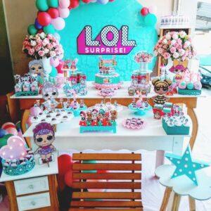 ideas de cumpleaños lol surprise