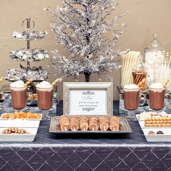 Ideas de decoracion mesa de dulces