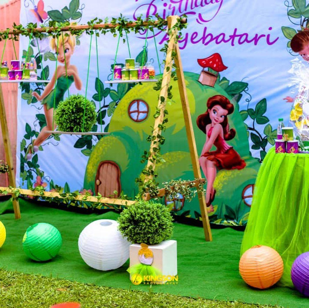 ideas fiestas para niña