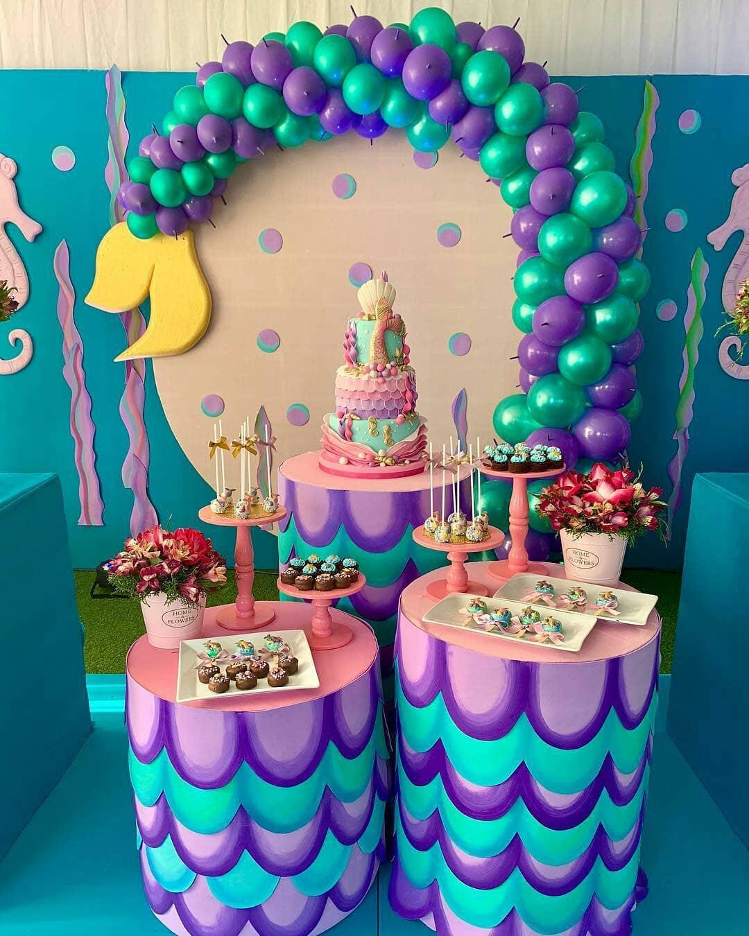 Fiesta De La Sirenita Fotos De Fiesta De La Sirenita