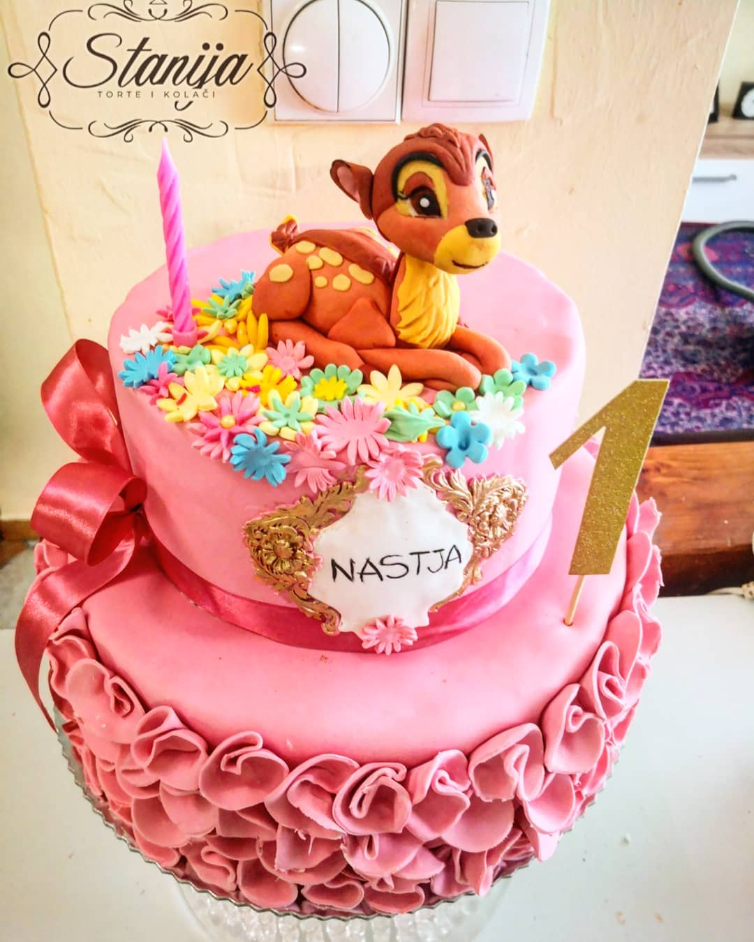 pastel de fiestas para niñas