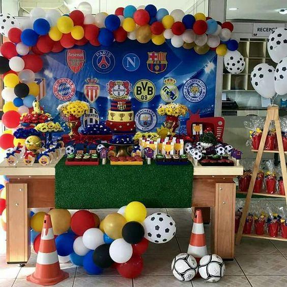 temas de fiestas para niño