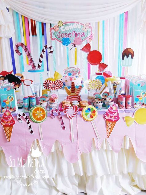 tematica de candy land