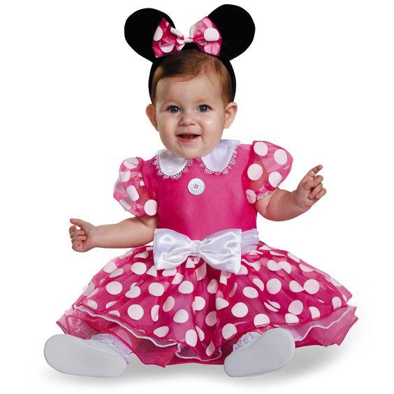disfraz para fiesta de minnie mouse