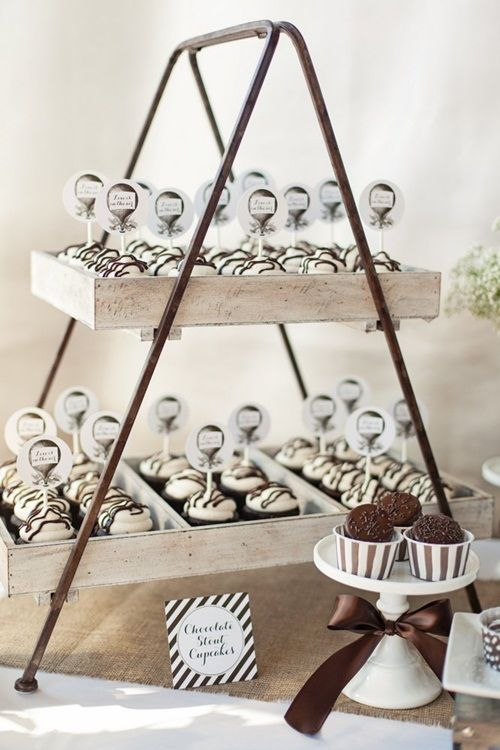 soportes o bases para cupcakes