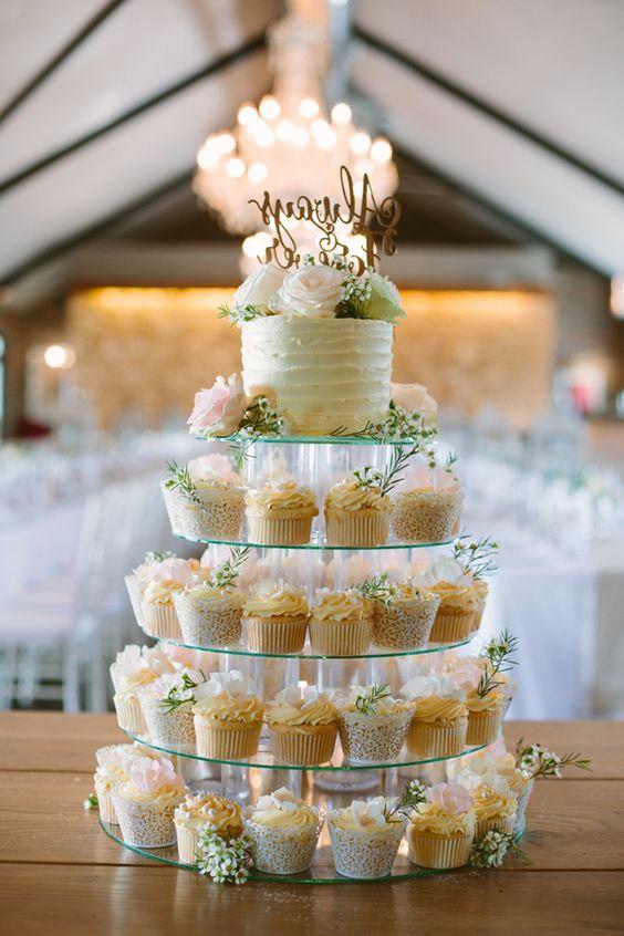 tipos de bases para cupcakes
