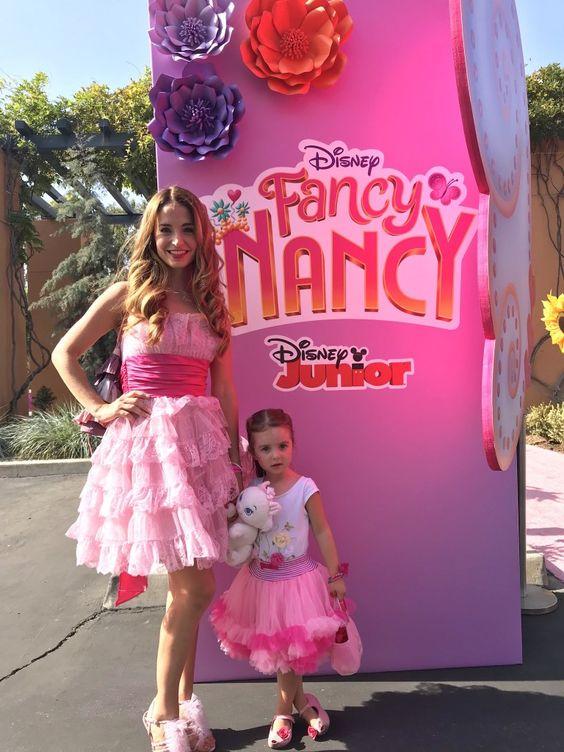 backdrops para fiesta de fany nancy clancy