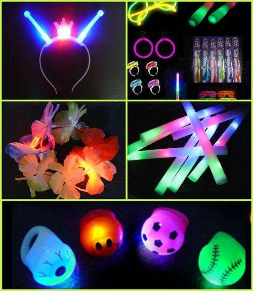 baras led neon para fiestas