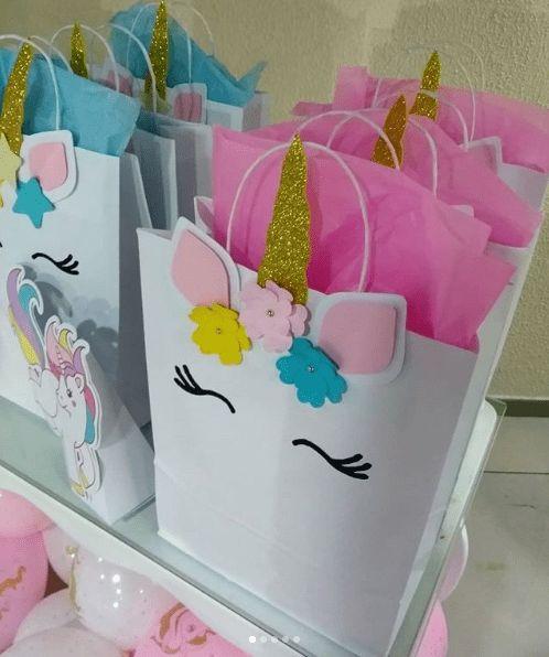como hacer dulceros para fiestas infantiles de nina originales