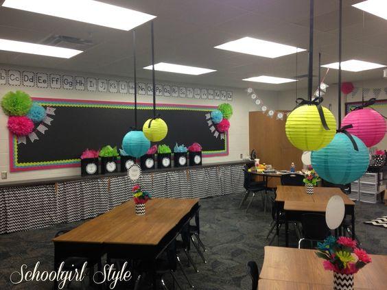 como hacer una fiesta en el salon de clases