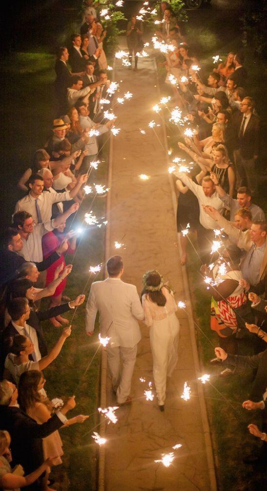 decoracion boda civil de noche