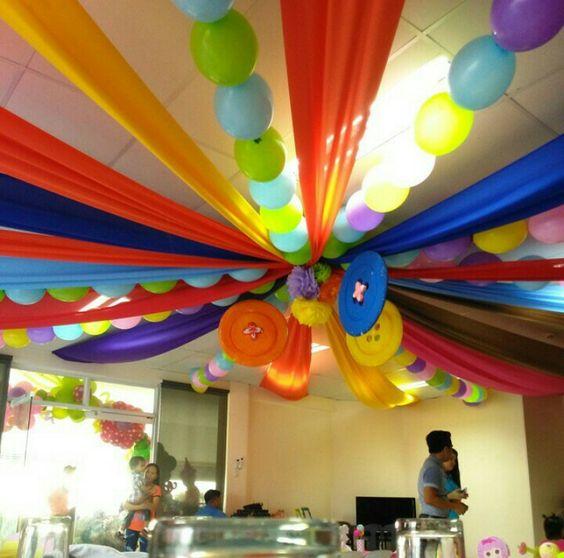 Decoracion Dia Del Niño Con Globos Ideas Para Las Fiestas
