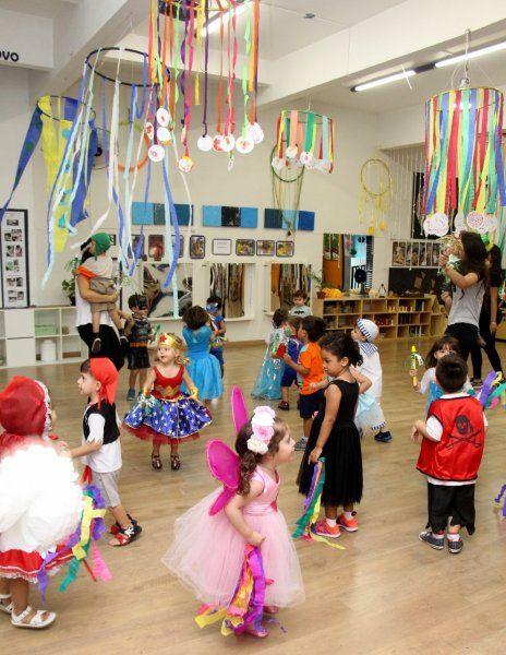 decoracion dia del niño preescolar