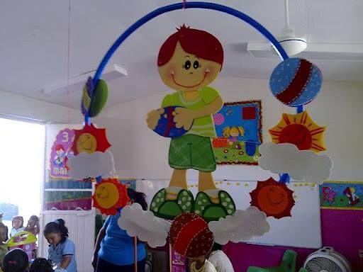 Decoracion Dia Del Niño Preescolar Ideas Para Las Fiestas
