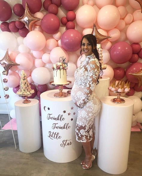 decoracionn baby shower niña 2019