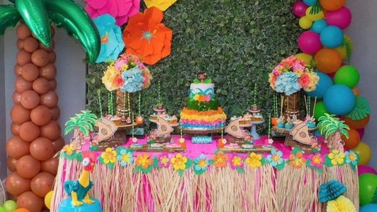Organizar Fiesta Hawaiana Para Cumpleaños Decorar Este Todo Y pMqSzVU