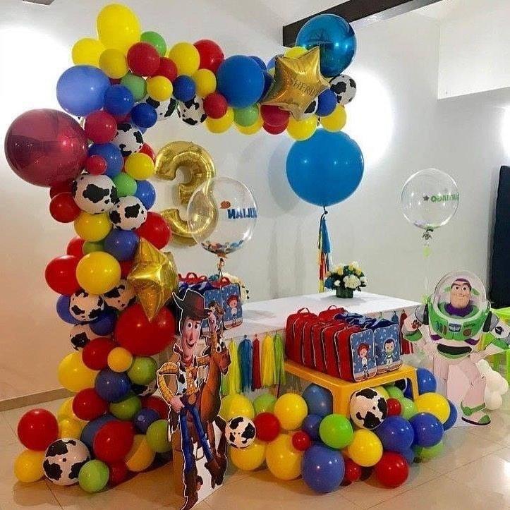 fiesta infantil toys story