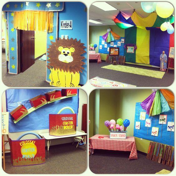 ideas de decoracion para el dia del niño