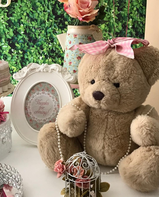 ideas para baby shower de osos decoracion