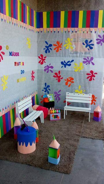 ideas para decorar el dia del niño modernas