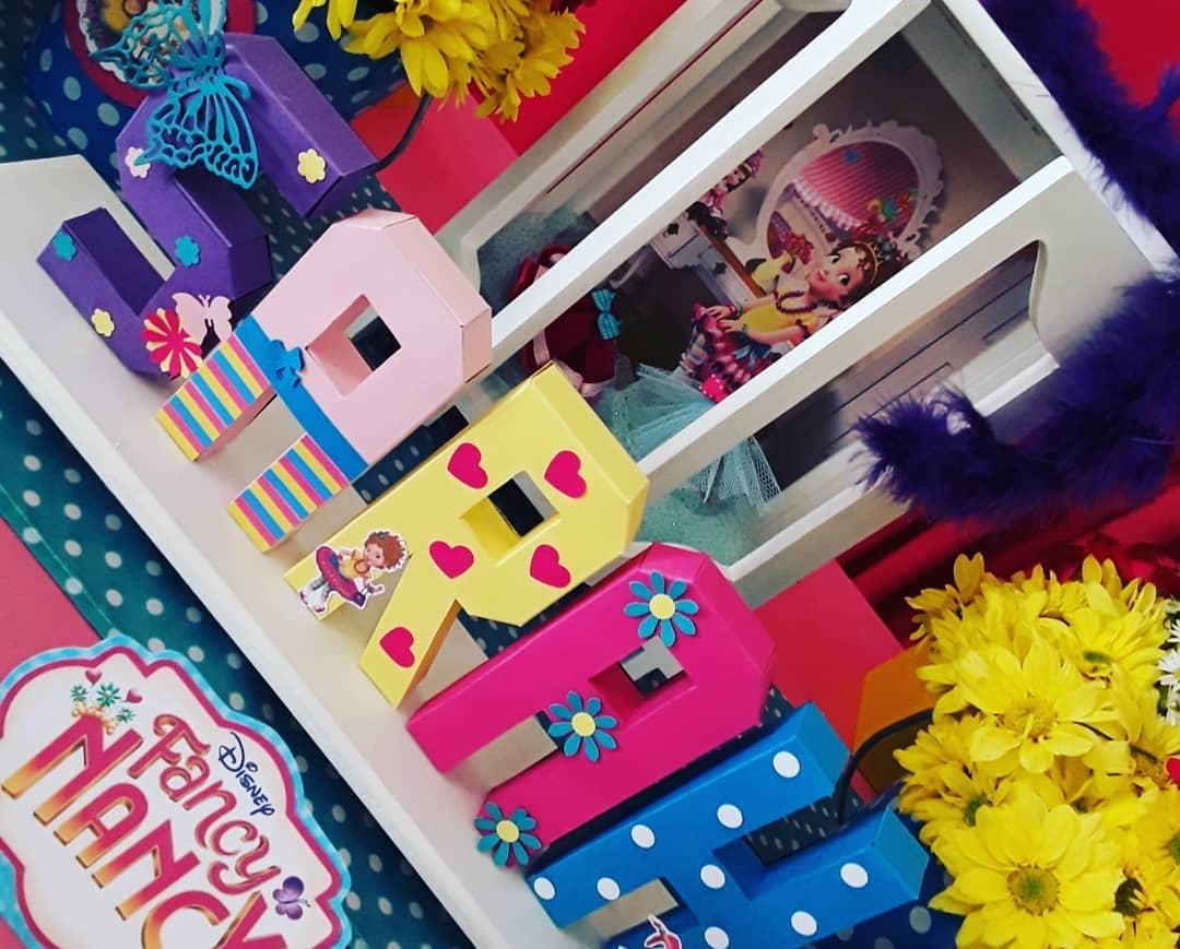 ideas para decorar una fiesta tematica de fancy nancy clancy