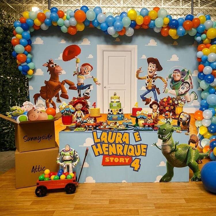ideas para fiesta de toys story