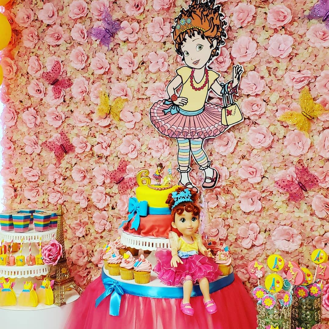 ideas para fiesta nancy fancy clancy