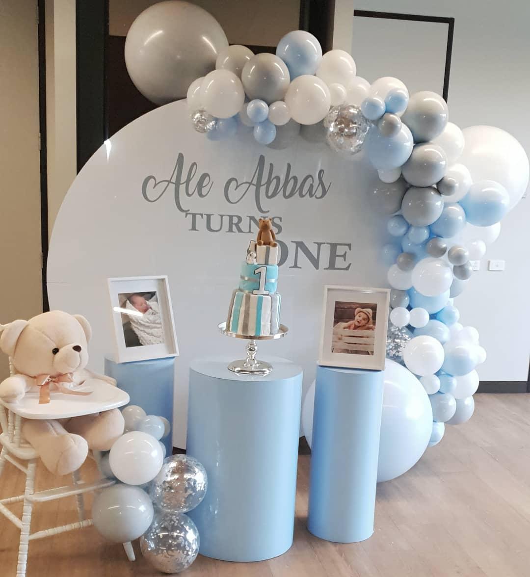 ideas para tu decoracion de baby shower de osos