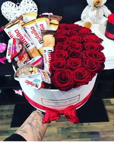 manualidades de amor para mi novia con flores