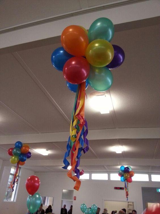 manualidades para decorar el salon en el dia del niño