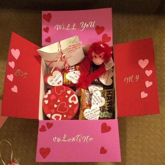 manualidades para mi novio fáciles con cajas de cartón