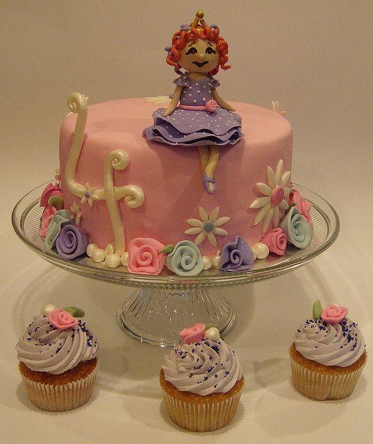 pastel de fancy nancy clancy