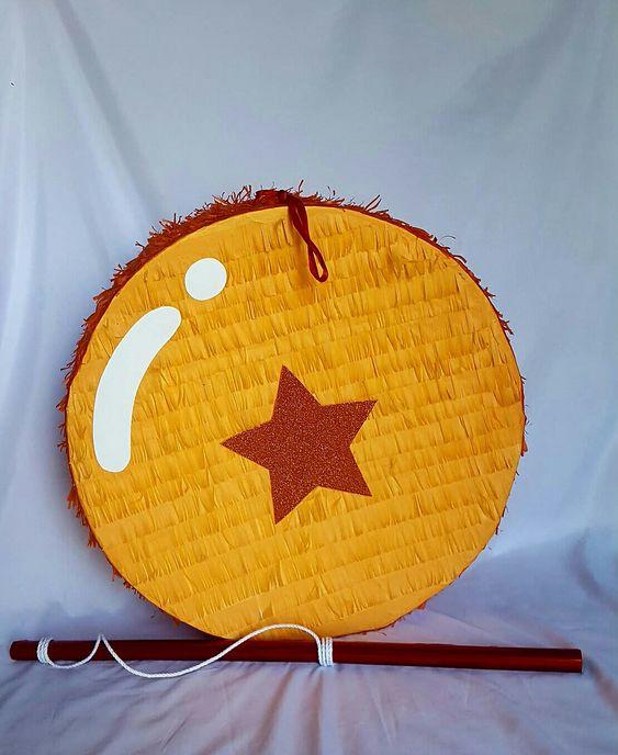 piñata de dragon ball super broly