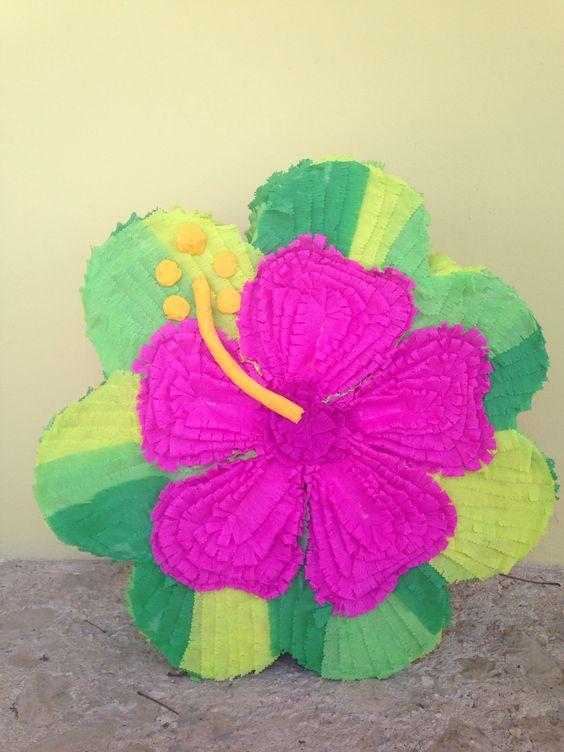 piñata fiesta hawaiana