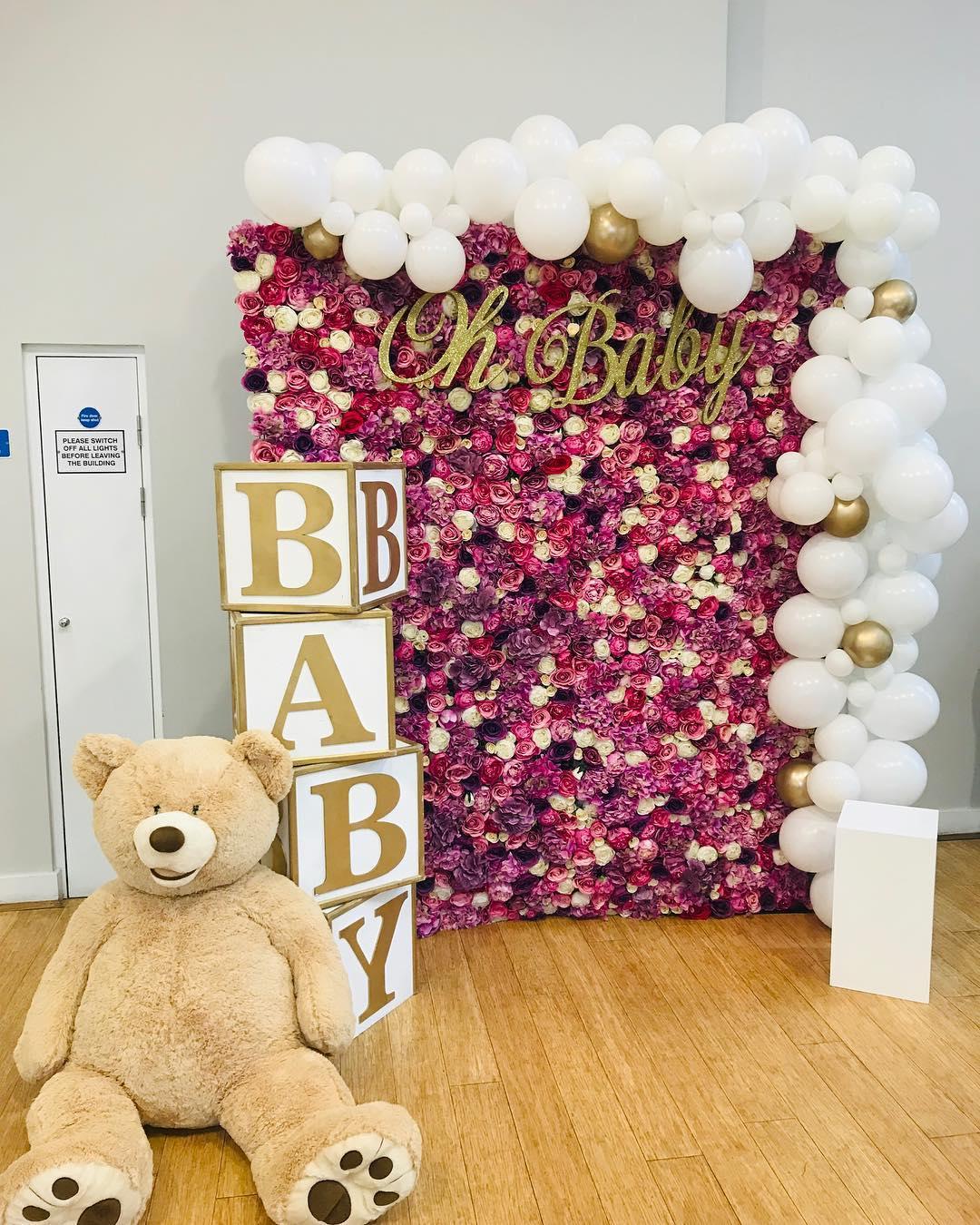 temática para baby shower
